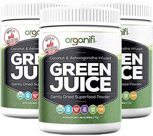 organfi green juice review