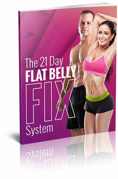 the flat belly fix system for fat loss
