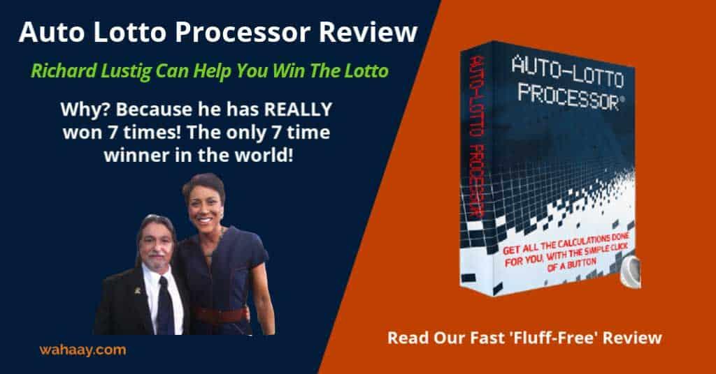 Auto Lotto Processor Review