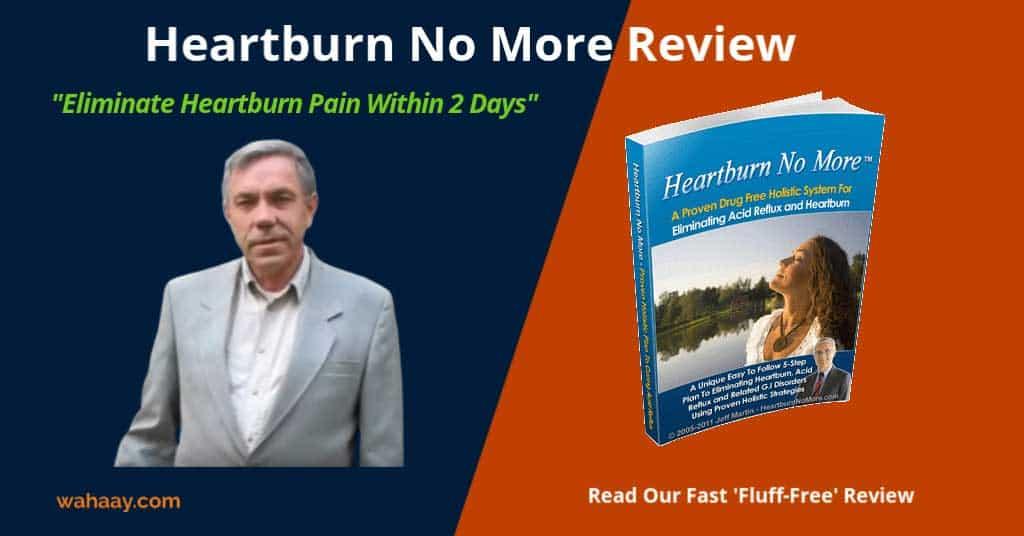 Heartburn No More Review