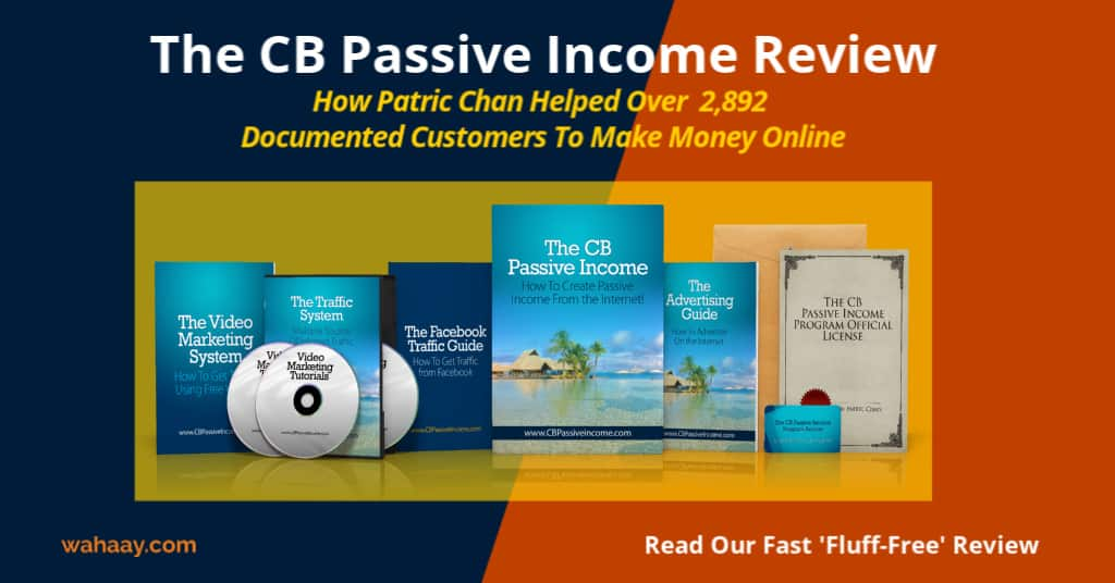 The CB Passive Income review