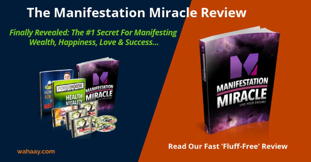 The Manifestation Miracle Review