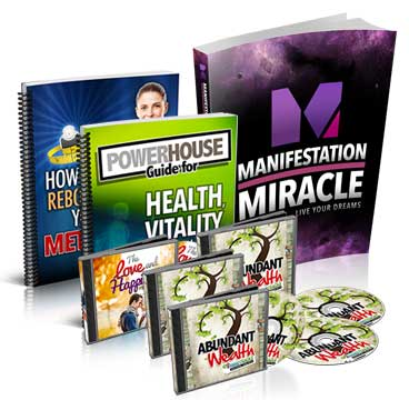 manifestation miracle download package
